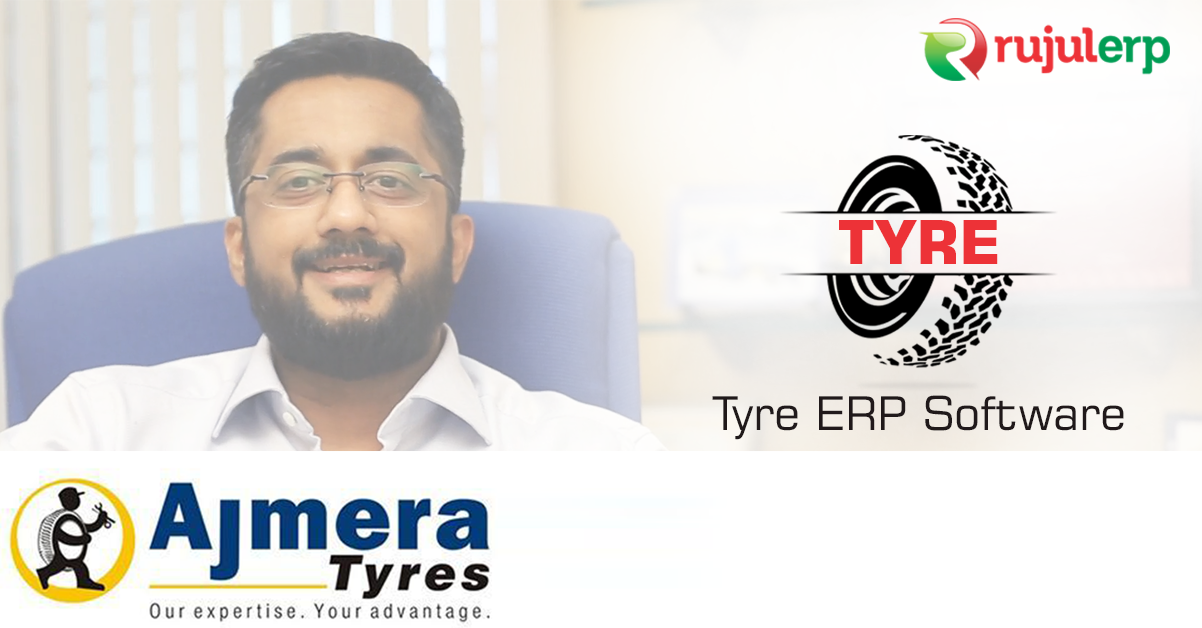 Dipesh Ajmera: A Leading Businessman in the Tyre Industry Speaks About Tyre ERP