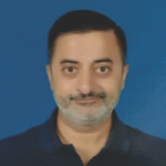 Portrait of Saifuddin Semari, Owner of Hardware Corner, Kuwait, uses Rujul-Erp software for financial solutions and business needs