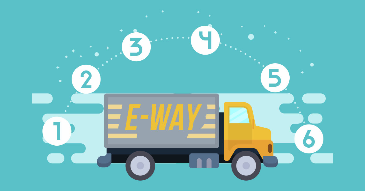 6 Changes in E-Way Bill : 16th of November 2018